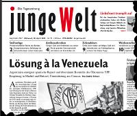 junge Welt, 18. April 2012