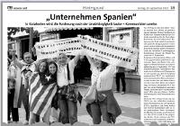 UZ - Unsere Zeit, 20. September 2013